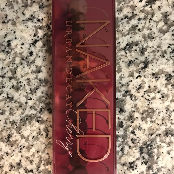 naked cosmetics Other - Naked Cherry Eyeshadow Palette. Used once.